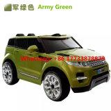 Automobile elettrica promozionale di colore RC di colore giallo del regalo della land rover