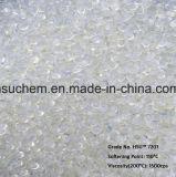 EVA blanco transparente adhesiva de fundido para enlace de EPE