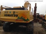 Excavatrice utilisée de KOMATSU 20t d'excavatrice de chenille de KOMATSU PC200-6