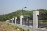 고품질 고전적인 직류 전기를 통한 강철 정원 담