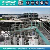 큰 공급 기술설계 30t/H 가금은 펠릿 생산 라인을 공급한다