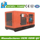 Мощность дизельного двигателя Cummins генератор с 125 ква для коммерческого использования в режиме ожидания