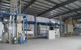 Sementes de grão de quinoa gergelim cereais planta de processamento