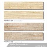 Matériaux de construction en bois des carreaux de sol en céramique pour la décoration (1561/1562 VRW6N, 150x600mm)