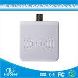 Smartphone 900MHz leitor RFID UHF para controle de acesso