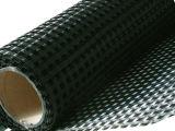 PVC 코팅을%s 가진 날실에 의하여 뜨개질을 하는 폴리에스테 Geogrid