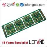 10 de circuito impresso da placa camadas do fabricante do PWB