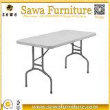 6FTの高さのプラスチック調節可能な折りたたみ式テーブル