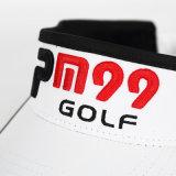 Custom 3D bordados chapéu de sol de Verão do logotipo