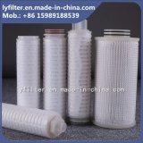 Pp.-Nesselkoralle-Membrane gefalteter Filtereinsatz mit 5 Mikron
