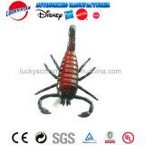 Jouet animal en plastique de scorpion de remontage pour la promotion de gosse