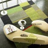 Personalidade criativa combinação de escritório arco tipo dia Pebbles sofá macio sofá moderno mobiliário de sala de estar simples de um conjunto (M-X3265)