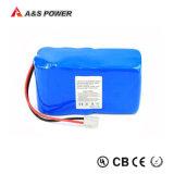 pack batterie rechargeable de lithium de batterie Li-ion de 12V 4400mAh pour l'éclairage LED