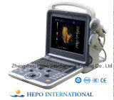 Ultrason diplômée par OIN de système Doppler de couleur de Digitals de la CE (HP-UC600P2)