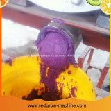 Máquina de hacer puré de curado y el rodillo de pelo la máquina