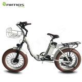 كهربائيّة [ليثيوم بتّري] درّاجة كهربائيّة يطوي [إ-بيك]