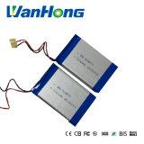 7.4V Li-Polymeer 504870pl 2000mAh Batterij voor POS