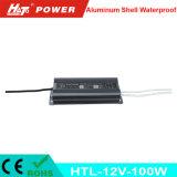 fonte de alimentação Htl do interruptor do transformador AC/DC do diodo emissor de luz de 12V 8A 100W