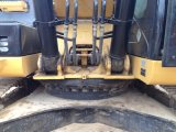 Excavatrice hydraulique utilisée initiale de chenille du chat 329d d'excavatrice du chat 29t
