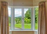 Окно высокого качества низкое e стеклянное Alumium с покрытием PVDF