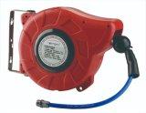 Großverkauf 15 Meter automatisch schließende Systems-einziehbare Energien-federgelagerte Kabel-Bandspule-