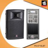 15 Spreker pS-5715lbt van Bluetooth EQ van de FM van de duim de PRO250W USB BR Plastic Actieve