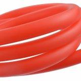 لون قرنفل مرنة نظام يوغا حبل مقاومة تمرين بدنيّ تمرين عمليّ نطاق [بيلتس] أنبوب لياقة نطق