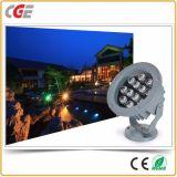 Proiettore esterno caldo di illuminazione 12W 18W 24W 36W 48W LED per illuminazione esterna impermeabile, alti lumen, qualità certa, illuminazione dell'hotel di illuminazione di paesaggio della sosta,