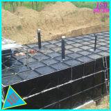 Tank van het Water van Bdf de Hete Ondergedompelde Gegalvaniseerde Ondergrondse met Roestvrij staal