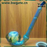 Tubi di acqua di vetro che fumano i tubi di vetro portatili dei narghilé per fumare