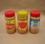 Grãos frescos de qualidade Premium Manteiga de amendoim na jarra de PET