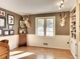Горячий продают деревянные дома в стиле Арт Деко настенной панели