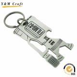 Personalizzare l'anello chiave del metallo di figura dell'aeroplano (YM010)