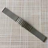 cinturino della maglia dell'acciaio inossidabile di 18mm 20mm 22mm 24mm