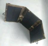 paquet solaire de sac de chargeur de pliage pliable électrique de livre d'iPad du téléphone mobile 6W avec la conformité de TUV