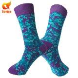 Neuer Entwurfs-bunte Baumwollsocken-Mann-Kleid-Socken
