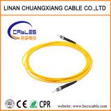 Cable de fibra óptica Patch Cord St-St modo Single 1m