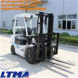Ltma a maioria de preço popular do caminhão de Forklift da gasolina de um LPG de 1 tonelada