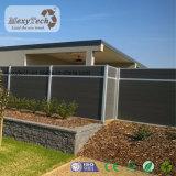 WPC Cpmposite Jardín decorativo valla fronteriza de madera