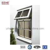 Bureau de l'intérieur de la fenêtre à battant en aluminium pour la vente