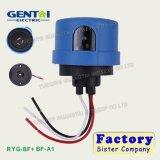 interruptor largo do sensor da fotocélula da luz de rua da tensão 110-277VAC