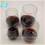 4/8/12/16/18/20oz ensemble en verre de vin en plastique