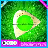 Interruptor del panel de la membrana de Polydome en fuentes eléctricas de la casa de Equipment&