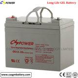 12V 33ah de Vervanging van de Batterij van het Gel voor Elektrische Autoped Ebike