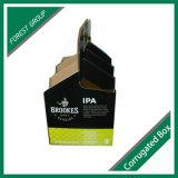 Papier créateur de carton caisses d'emballage de bière de 6 paquets