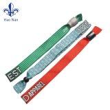Fabrik-Preiskundenspezifisches Gewebe gesponnener Wristband