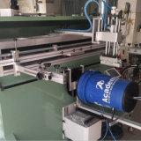실린더 페인트 물통 실크 스크린 인쇄 기계