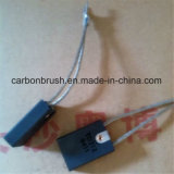 Balai de charbon de graphite du produit TD212 fabriqué en Chine