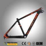 El carbono superligero 27,5 pulgadas marco de la bicicleta BTT Bicicleta de Montaña