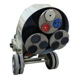 3 헤드 행성 구체적인 분쇄기 550mm 지면 광택기